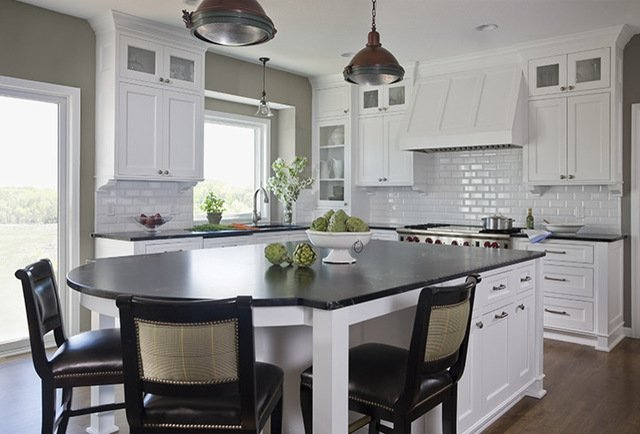 Стили для оформления кухни