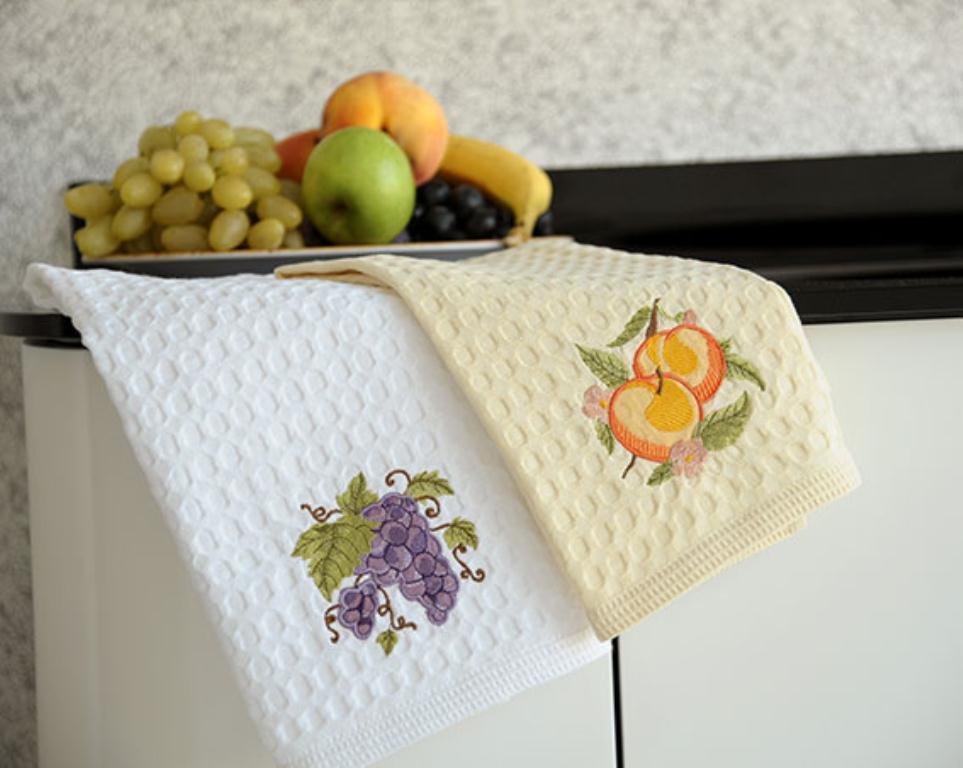 Идеально чистые полотенца
