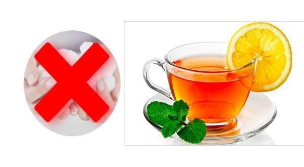 Врачи рассказали что нельзя пить с чаем