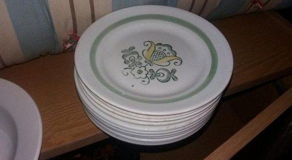 Никогда не берите чужую посуду