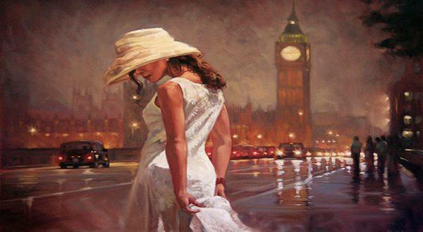 «Сильная женщина тоже мечтает порой…» — очень сильное стихотворение!!!