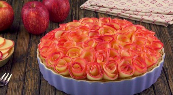 розочки из яблока пирог миллионов занимаются сексом