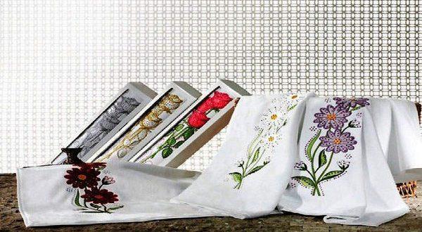 Ваши полотенца будут выглядеть идеально, благодаря совершенно простому рецепту