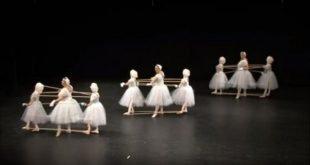 Эти «балерины» зажгли весь зал. Супер перфоманс!