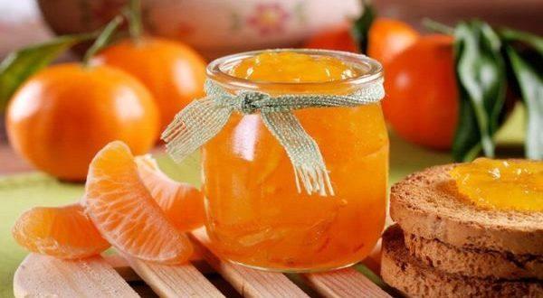 Самое ароматное варенье из мандаринов