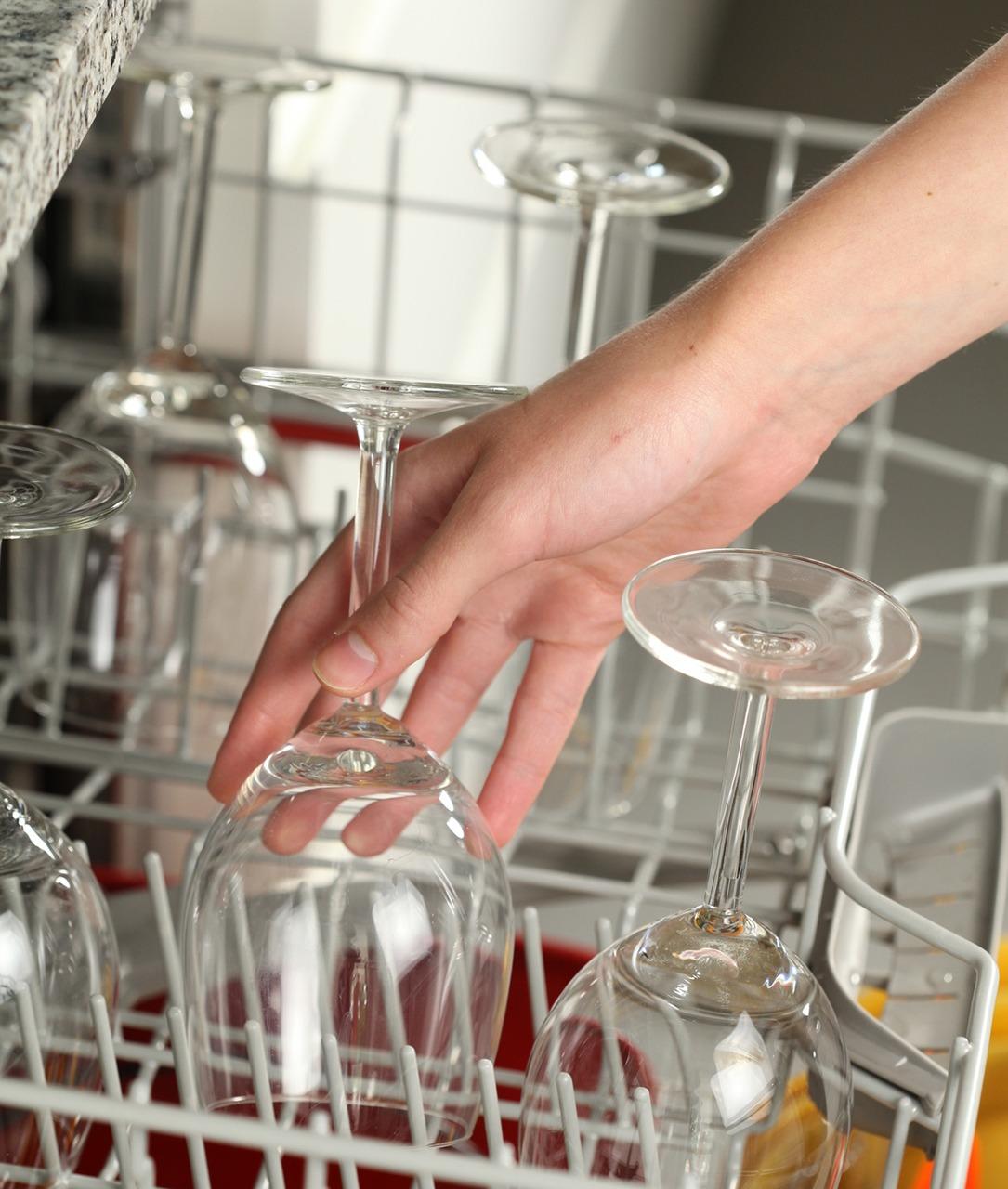 Как мыть посуду с уксусом