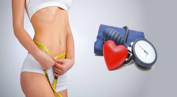 Как похудеть гипертонику