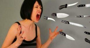 Вот как выражают свой гнев разные знаки Зодиака!