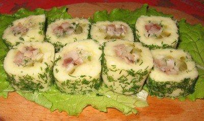 Суши по-нашему» — отличная закуска на праздничный стол