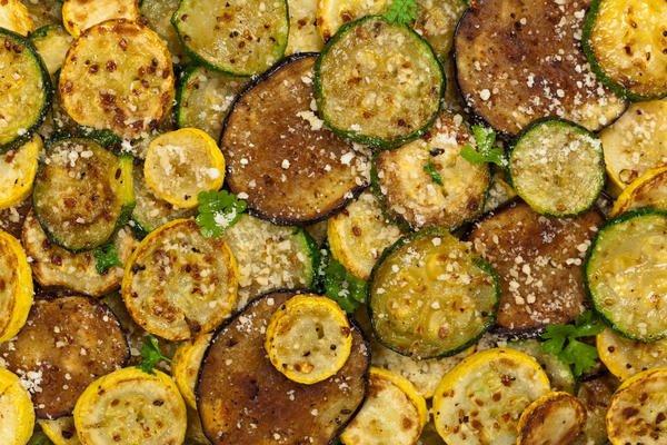 Салат из кабачков «Три вкуса»