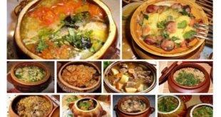 Обалденные блюда в горшочках