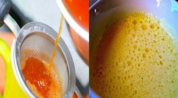 Мощный детокс напиток поможет устранить токсины