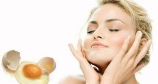 Яичный белок для лица: польза и применение