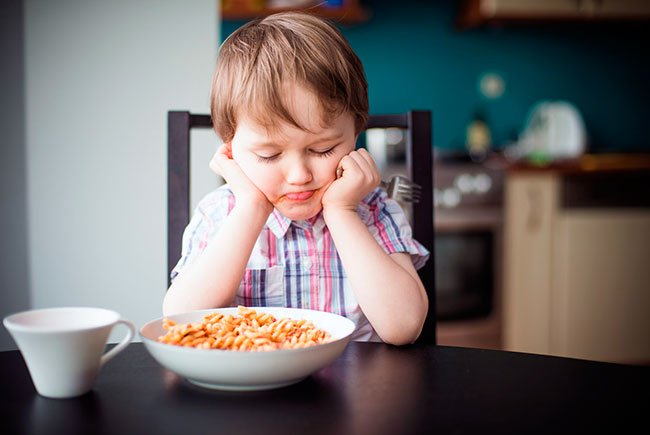 Что делать, если совсем не хочется есть