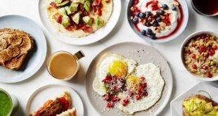 Быстрые и сытные идеи для завтрака